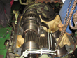 Repairing of gearbox HANGZHOU ADVANCE GWC 52.59-01