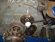 Inspection and revision on gearbox Hansen 411C