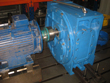 Inspection and revision on gearbox Hansen-Patent 511-C