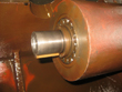 Inspection and revision on gearbox Hansen-Patent D-623 t