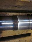 Lev. a complete inside of an gearbox and an oil pump of Hansen RNF24-BNN-12,5
