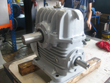 Inspection and revision on gearbox Holroyd Size WU 6