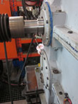 Inspection and revision on a Jahnel & Kestermann gearbox
