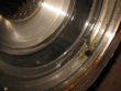 Visual inspection on gearbox LOHMANN & STOLTERFOHT PLANETAIRE