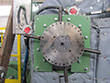 The balance of a clutch of a Lufkin gearbox