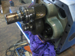 Overhaul and inspection on gearbox Leistritz ZSE-40-HPC-1200
