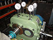 Inspection and repair of a MAAG gearbox