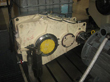 Inspection and overhaul on gearbox MAN B335 x 15,7