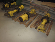 Inspection on four shafts of gearbox MAN B335x15,7