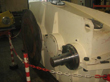 Standard overhaul and inspection on gearbox MAN G800 x 25,4