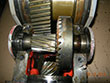 Inspection and revision on FAKR1-155-S gearbox