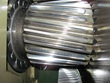 Inspection on gearbox CONRAD-STORK 3R 355 S/3