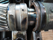 Inspection and revision on gearbox Pekrun ASR 160