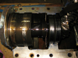 Inspection and revision on gearbox PIV LB180-12H