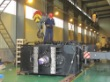 Complete inspection, assembly and watertightness testing of RENK gearbox in Guangzhou, China