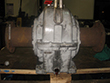 Inspection and revision on TGW gearbox