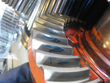 Inspection and revision on gearbox Weserhutte K2S / 6H