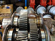 Inspection and revision on gearbox TGW KCH 355/S/So