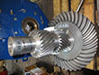 Inspection and revision on a WGW KS 5,75/S/So gearbox