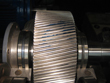 Inspection and revision on gearbox WGW SN-1/So