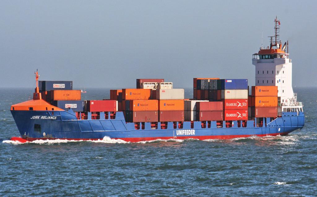 Maritime lasercladden