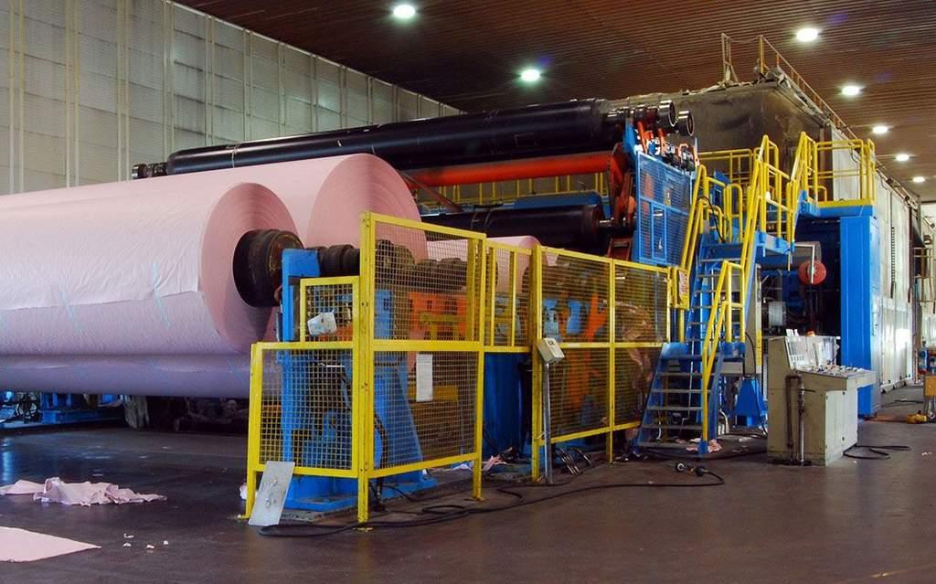 Paper Industry lasercladden
